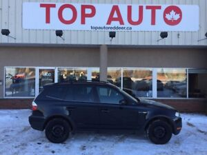 2008 BMW X3 3.0si Comes with summer tires and rims as well.