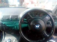 BMW 320d msport swap transit