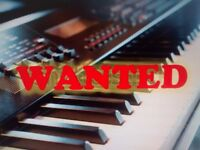 KEYBOARD PLAYER WANTED (Worcester / South Birmingham Area)