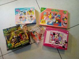 Kids puzzles. Various