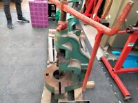 Flypress engineering press