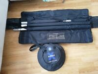 X-Pole Static and Spinning kit - Spares or Repair for sale  Camberwell, London