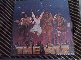 "Michael Jackson - The Wiz ost 12"" LP Vinyl record FOR SALE"