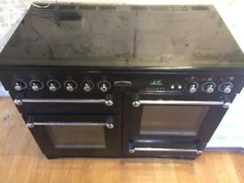 Rangemaster 110 Electric Oven and Hob