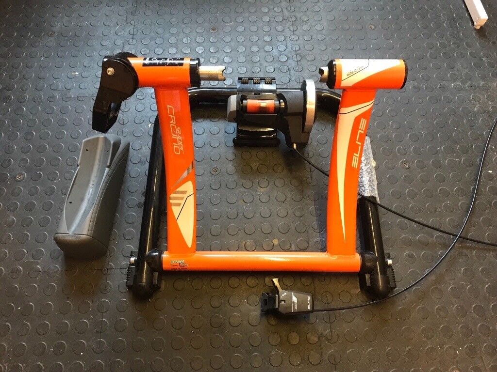 Turbo trainer - Elite Supercrono Power Mag