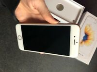 Unlocked iPhone 6s Gold from Apple store