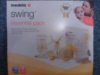 Medela Swing Electric Breast Pump RRP £139.99 NEW