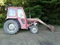M F 325 Tractor