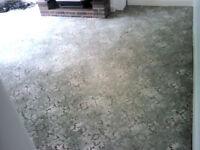 Free - Axminster carpet just taken up