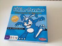 Killer Bunnies Blue Starter Deck Board/Card Game