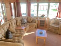 *** JUST IN *** beautiful static caravan for sale on Regent Bay Holiday Park NEAR LANCASTER
