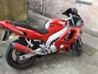 YZF600 R £900 o.n.o