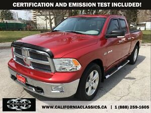 2010 Dodge Ram 1500 SLT 20RIMS BACKUP CAM - 4X4