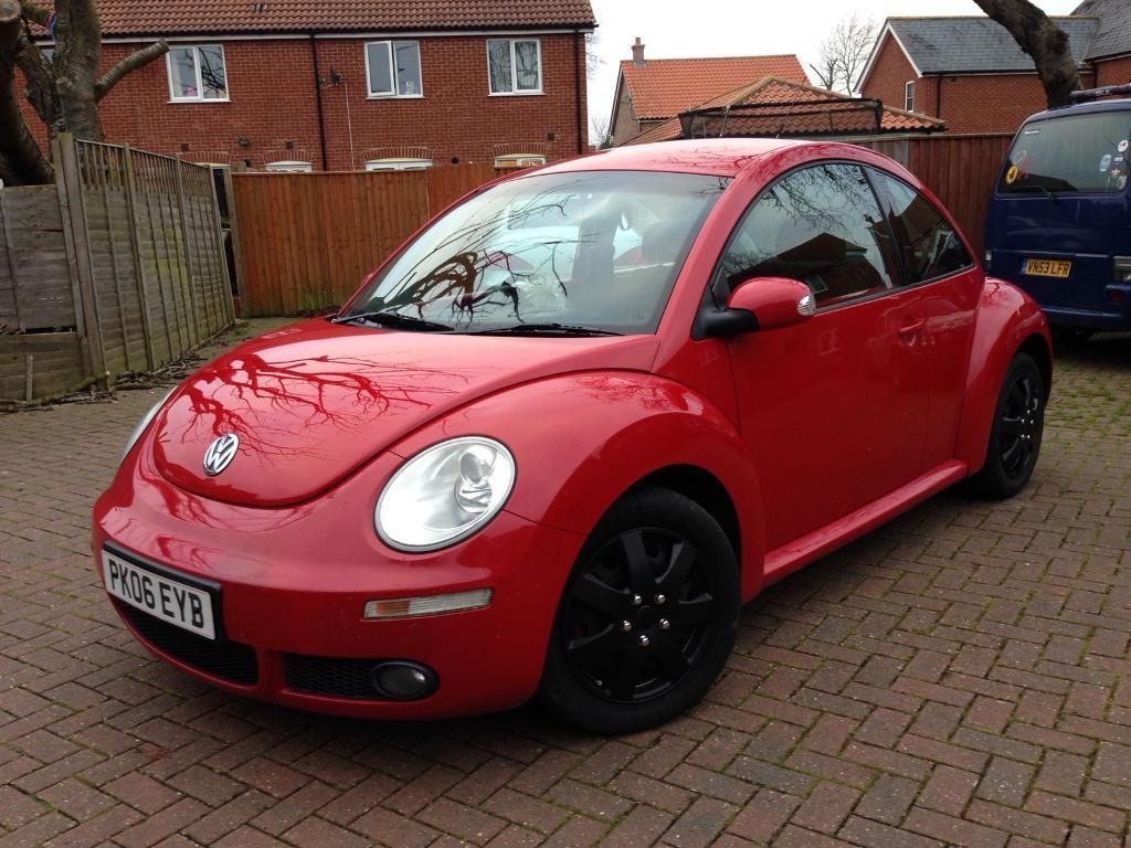 Vw beetle 1.9 diesel facelift 2006 cheapest around for quick sale