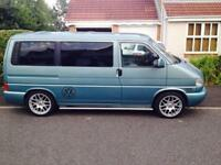 VW T4 Campervan 2.5 TDI