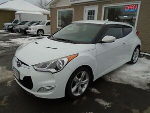 2012 Hyundai Veloster Auto, PW,PL, Heated Seats, Bluetooth, Rear