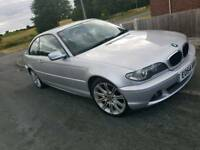 BMW 3 Series 2.0 318Ci S Coupe Manual 2dr E46 Full Service History Hpi clear