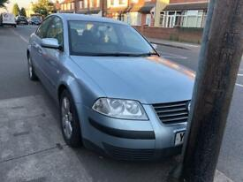 Volkswagen passat 1.8 turbo petrol starts drives cheap car