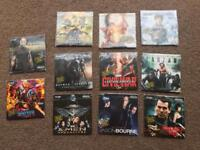 Hollywood movies High Definition DVDs