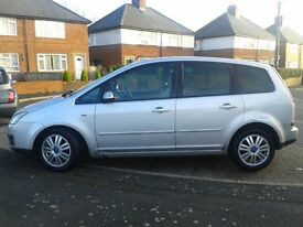 Ford Cmax Gia 1.6TDCI, New Time Belt, MOT, Tires,