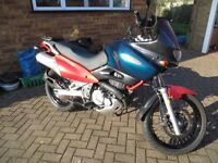 SUZUKI XF650 FREEWIND, 11,005 MILES FROM NEW, ADVENTURE/TRAIL/TOURING.