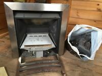 Vantage Gas Fire (legend Fires) with manual