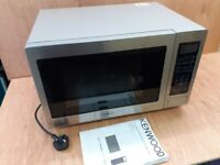Large Kenwood microwave with grill - nearly new