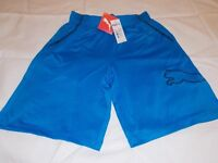 Brand New with Tags Boys Sky Blue Puma Basket Ball Shorts Age 14-16yrs