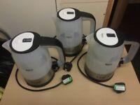 Russell Hobbs Plastic Brita Filter Purity Kettle 1 Litre 3Kw