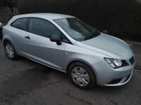 seat ibiza 2016 september registration just covered 6600 miles quick sale as I move abroad