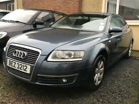 November 2004 Audi A6 3.0 SE Auto Quattro trade in considered, credit cards accepted
