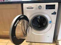 Bosch Washer and Dryer (max 8 kg load), super looking and running, like new