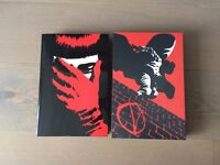 V for Vendetta Absolute Edition (Hardcover) *RARE*