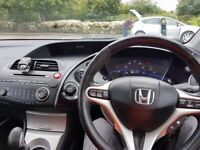 Excellent condition Honda Civic 1.8 petrol.