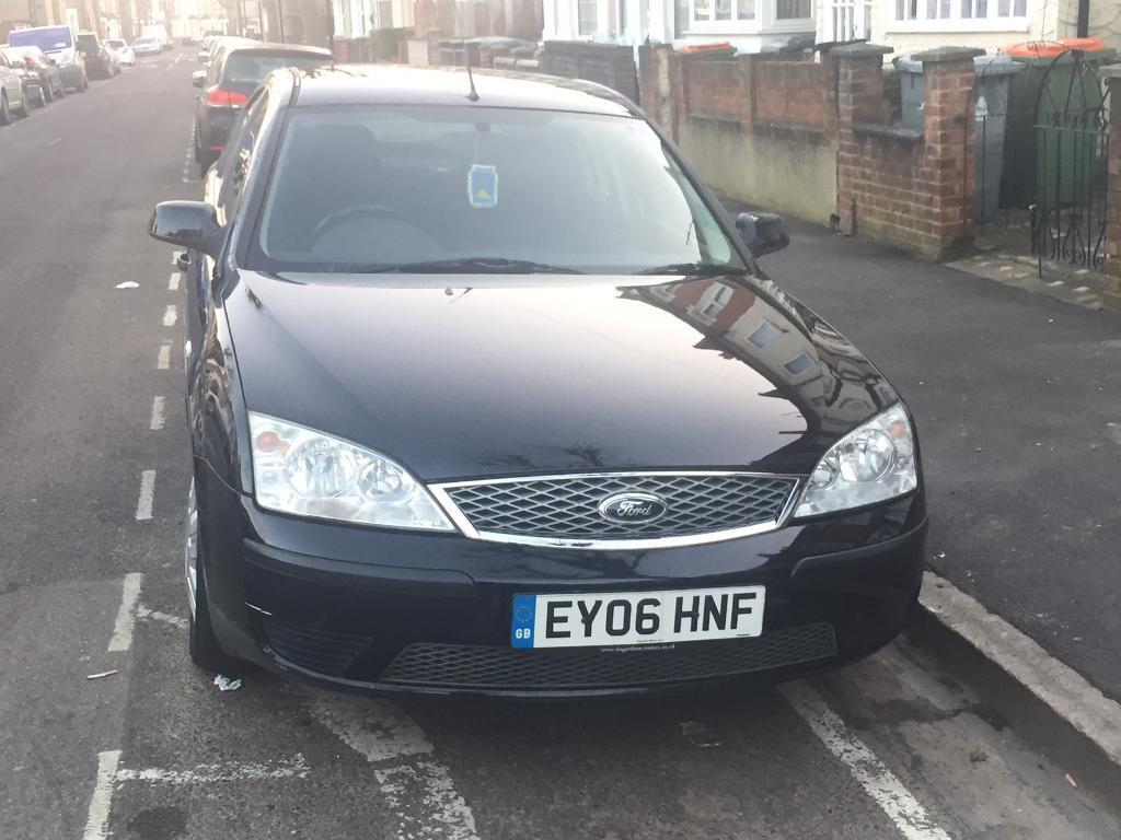 ford mondeo 2 0lx automatic 2006 low mileage in plaistow london gumtree. Black Bedroom Furniture Sets. Home Design Ideas