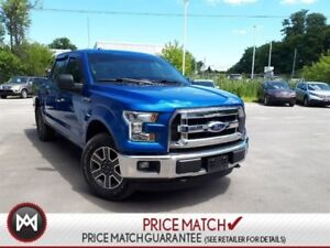 2016 Ford F-150 LXT* SEATS 6!!! SUPER-CREW PICK-UP! REMOTE START