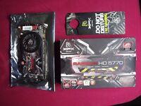 Radeon HD 5770 Graphics Card GPU