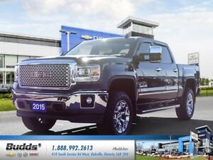 2015 GMC Sierra 1500 SLT SAFETY AND RECONDITIONED