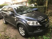 Chevrolet Captiva 2.0 VCDi LT 7 Seater