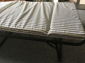 Folding single bed (Z Bed)
