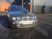 MG ZT 190 V6 12 MONTHS MOT 2 KEYS FULL SERVICE HISTORY 6 CD CHANGER A/C AMAZING CAR TO DRIVE