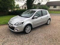 2010 RENAULT CLIO 1.5 DCI DYNAMIQUE TOM TOM - MOTD MAY 2019 - £30 ROAD TAX -