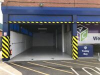 1,000 sq.ft. Self Storage Unit in SE1, London £495 + VAT per week
