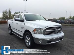 2016 Ram 1500 BIG HORN **DIESEL, CAMERA, USB/AUX + WOW**