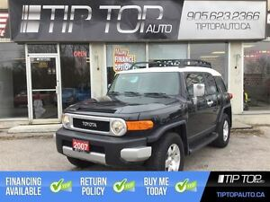 2007 Toyota FJ Cruiser ** Low KM, Great Condition, Great Price *