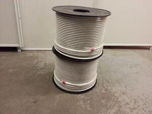 RG6 COAXIAL CABLE HIGH QUALITY ,FOR TV SATELLITE OR VIDEO 500FT.ROLL $15.00