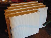 twin convector radiators .