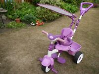 Little Tikes 4-in-1 Trike - Lilac