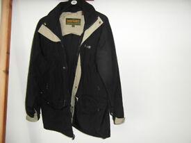 Timberland Waterproof Coat Size M