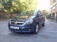 zafira 2.2 direct design 2007 7 seater manual 1 owner from new excellent condition